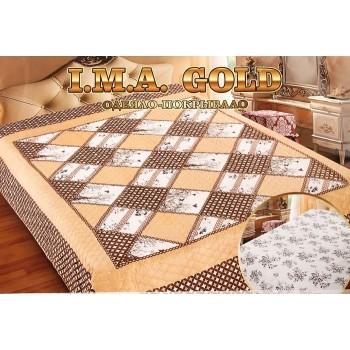 Покрывало-одеяло Беатриче IMA GOLD