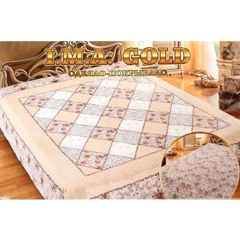 Покрывало-одеяло Доминика IMA GOLD