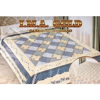 Покрывало-одеяло Аманда, IMA GOLD