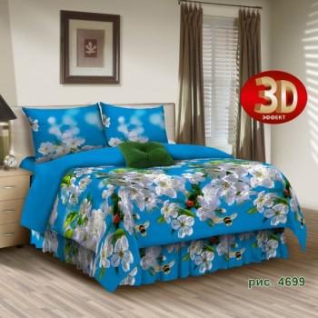 КПБ 4699 Яблоневый цвет