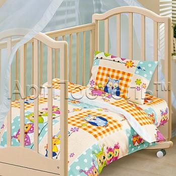 КПБ в детскую кроватку Соня