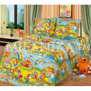 КПБ в детскую кроватку Цирк