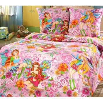 КПБ в детскую кроватку Добрые феи
