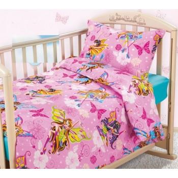 КПБ в детскую кроватку Волшебницы