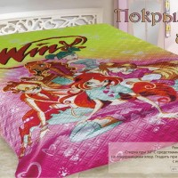 Детское покрывало Winx №8
