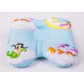 """Подушка для новорожденных  """"Бабочка"""""""